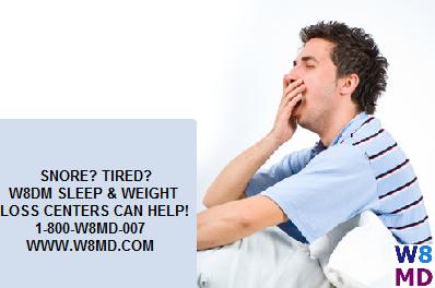 sleep disorders and weight gain