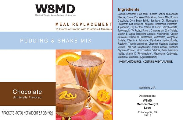 w8md vlcd very low calorie diet